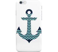 Chevron Anchor iPhone Case/Skin