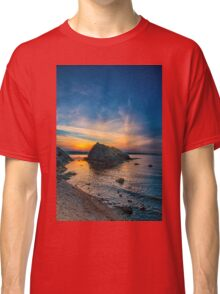 Sunset at Bosphorus Classic T-Shirt