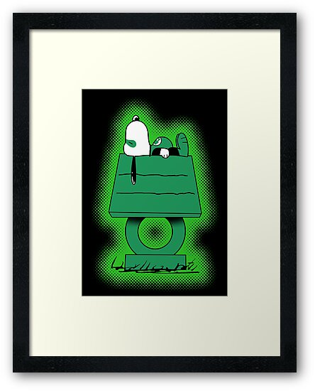 Snoopy Lantern by RookieDesign