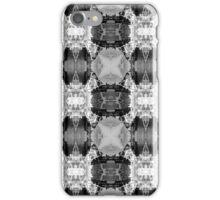CraneScape Print Inverse iPhone Case/Skin