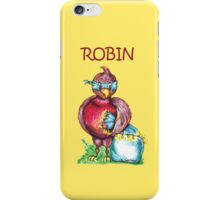 Robin T-Shirt iPhone Case/Skin