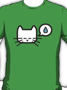 Gatito incomodado T-Shirt