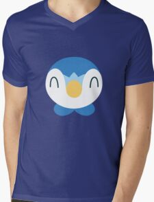 piplup  Mens V-Neck T-Shirt