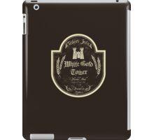 Talen Jei's White Gold Tower Mead iPad Case/Skin