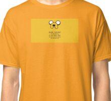 Adventure Time - Jake Classic T-Shirt