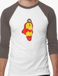 Super Ray! Men's Baseball ¾ T-Shirt