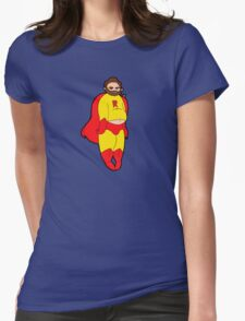 Super Ray! Womens Fitted T-Shirt