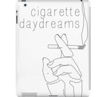 Cigarette Daydreams - In Black & White iPad Case/Skin