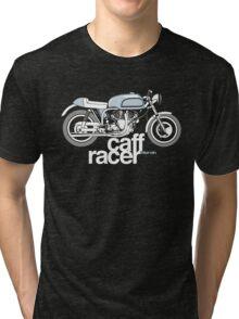 Norvin Caff Racer Tri-blend T-Shirt