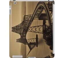 Steel Crest iPad Case/Skin
