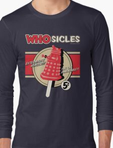 WHOSICLES Long Sleeve T-Shirt