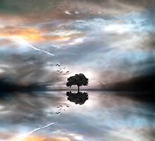 Never Alone by PhotoDream Art