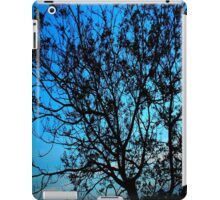 """Trees with Blue Sky"" iPad Case/Skin"