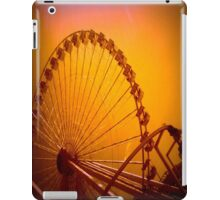 """Boardwalk 1"" by Chip Fatula iPad Case/Skin"