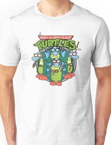 Filburt Turtle Unisex T-Shirt