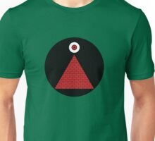 Mars Attacks flag Unisex T-Shirt
