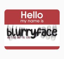 Hello My Name Is Kids Tee