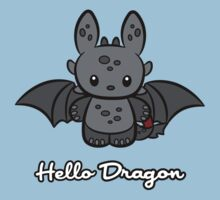 Hello Dragon Kids Tee