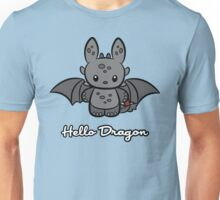 Hello Dragon Unisex T-Shirt