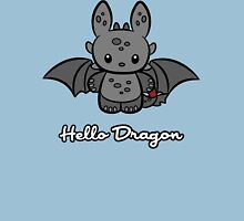 Hello Dragon Unisex T-Shirt