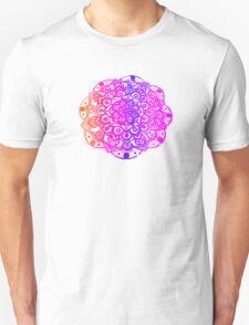 Watercolour Mandala  T-Shirt