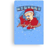 Merry CrysMeth Canvas Print