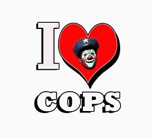 I LOVE COPS T-SHIRT  Unisex T-Shirt