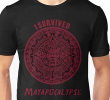 Mayan Apocalypse Survivor Unisex T-Shirt