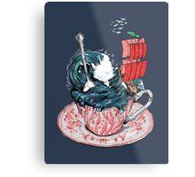 Storm in a teacup Metal Print