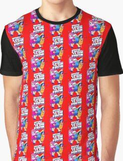 F&J vs. The Ice Kingdom Graphic T-Shirt