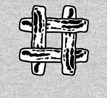 The Bacon Hashtag - Always, Always Trending Upward Unisex T-Shirt