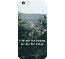 i know places iPhone Case/Skin