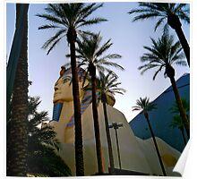 Luxor Hotel/Casino, Las Vegas Poster