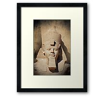 ramesses the 11 Framed Print