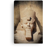 ramesses the 11 Canvas Print