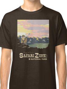 Safari Zone Classic T-Shirt