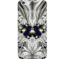 Black Flower iPhone Case/Skin