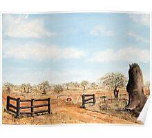 Bushveld Poster