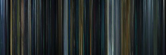 Moviebarcode: Prometheus (2012) by moviebarcode