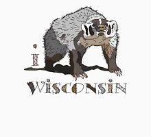 I LOVE WISCONSIN T-shirt Unisex T-Shirt