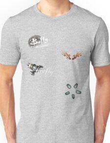 Whedon Crazy Unisex T-Shirt