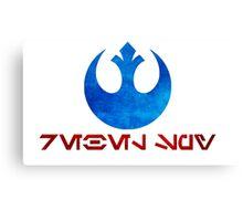 Rebel Alliance: Rebel Spy Canvas Print