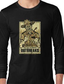 Outbreak Prevention Long Sleeve T-Shirt