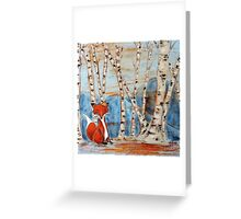 Prince of the Wood Greeting Card