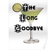 The Long Goodbye, Philip Marlowe Poster