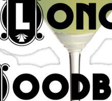 The Long Goodbye, Philip Marlowe Sticker