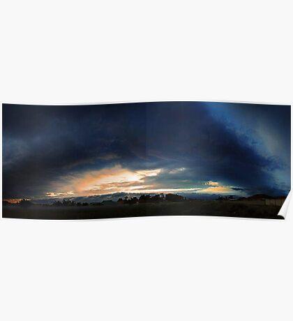 Severe Thunderstorm - December 13 2012  Poster