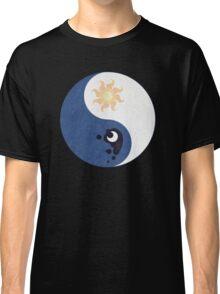 Celestia and Luna Yin Yang Classic T-Shirt