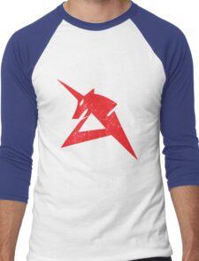 Red Unicorn Men's Baseball ¾ T-Shirt
