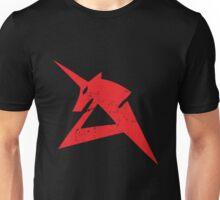 Red Unicorn Unisex T-Shirt